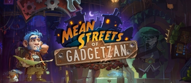 Mean Streets of Gadgetzan Image
