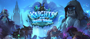 Knights of the Frozen Throne Image